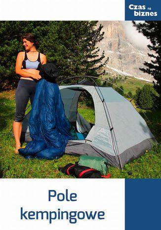 Okładka książki/ebooka Pole kempingowe