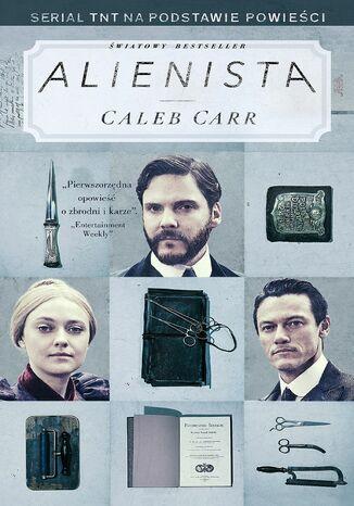 Okładka książki/ebooka Alienista