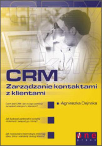 Okładka książki/ebooka CRM. Zarządzanie kontaktami z klientami