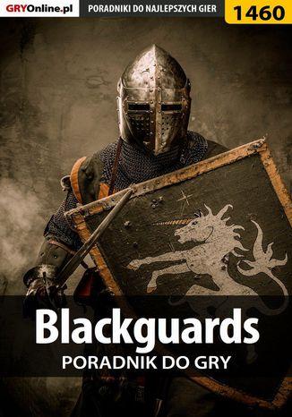 Okładka książki/ebooka Blackguards - poradnik do gry