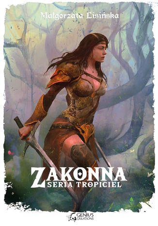 Okładka książki/ebooka Zakonna