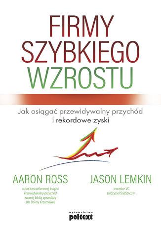 Okładka książki/ebooka Firmy szybkiego wzrostu