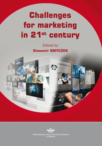 Okładka książki/ebooka Challenges for marketing in 21st century