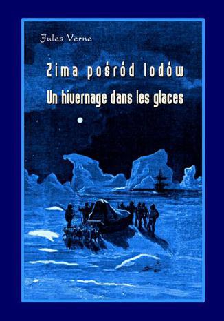 Okładka książki/ebooka Zima pośród lodów - Un hivernage dans les glaces