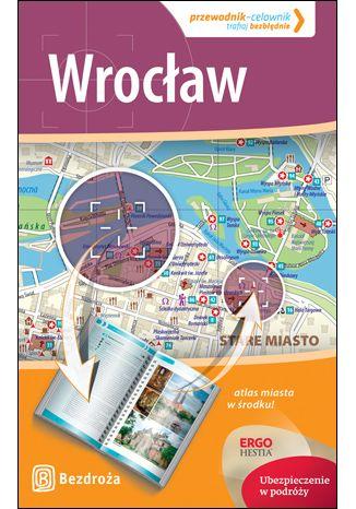 Okładka książki Wrocław. Przewodnik - Celownik. Wydanie 1