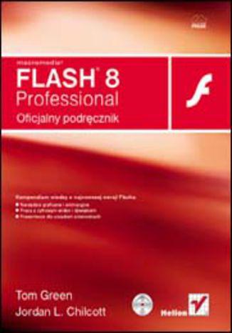 Okładka książki/ebooka Macromedia Flash 8 Professional. Oficjalny podręcznik