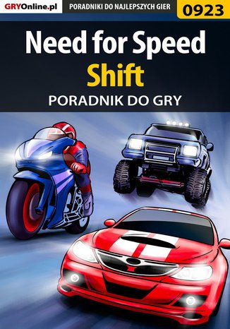 Okładka książki/ebooka Need for Speed Shift - poradnik do gry