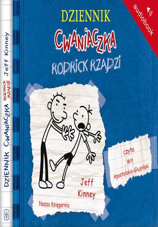 Okładka książki/ebooka Dziennik Cwaniaczka 2 Rodrick rządzi