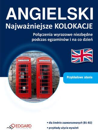 Okładka książki/ebooka Angielski Najważniejsze kolokacje