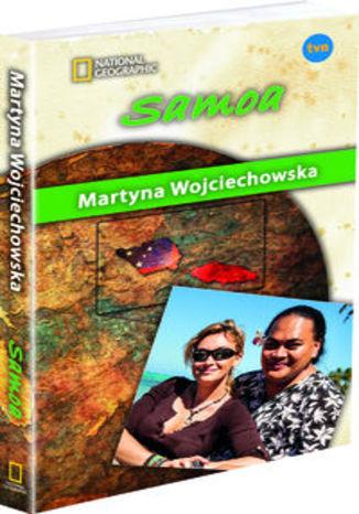 Okładka książki/ebooka Samoa Kobieta na krańcu świata
