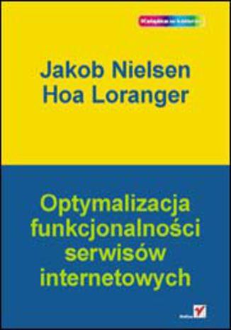 Okładka książki/ebooka Optymalizacja funkcjonalności serwisów internetowych