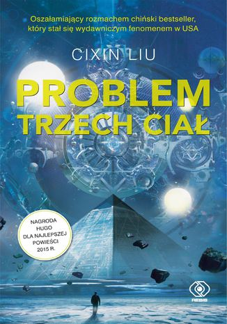 Okładka książki/ebooka Problem trzech ciał