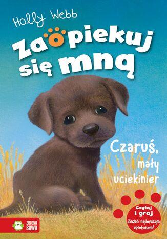 Okładka książki/ebooka Czaruś, mały uciekinier