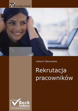 Okładka książki/ebooka Rekrutacja pracowników