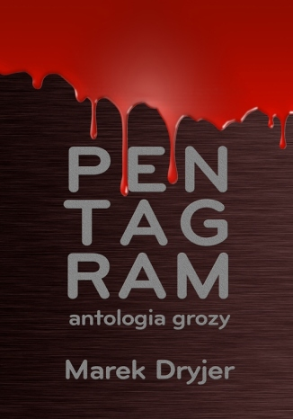 Okładka książki/ebooka Pentagram. Antologia grozy