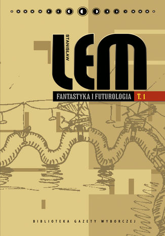 Okładka książki/ebooka Fantastyka i futurologia. Tom 1