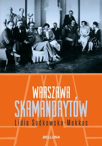 Okładka książki/ebooka Warszawa skamandrytów