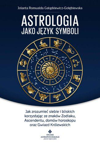 Okładka książki/ebooka Astrologia jako język symboli
