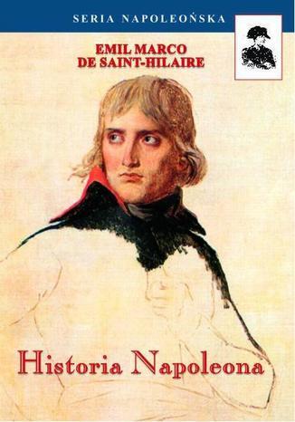Okładka książki/ebooka Historia Napoleona