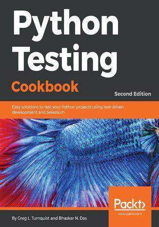 Okładka książki/ebooka Python Testing Cookbook