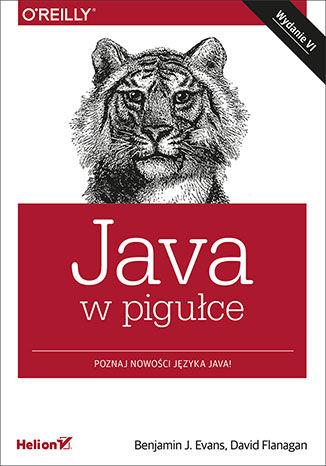 Okładka książki/ebooka Java w pigułce. Wydanie VI