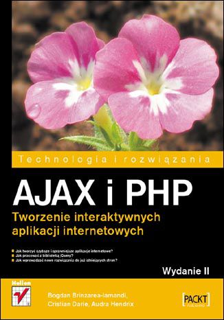 Okładka książki/ebooka AJAX i PHP. Tworzenie interaktywnych aplikacji internetowych. Wydanie II