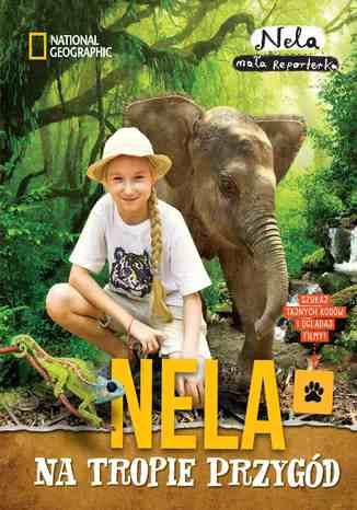 Okładka książki/ebooka Nela na tropie przygód