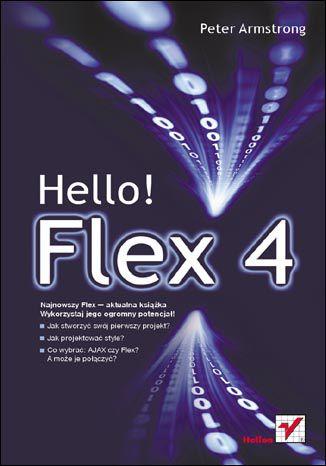 Okładka książki/ebooka Hello! Flex 4