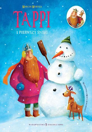 Okładka książki/ebooka Tappi i przyjaciele. Część 2 Tappi i pierwszy śnieg