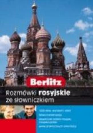 Okładka książki Rozmówki rosyjskie ze słowniczkiem