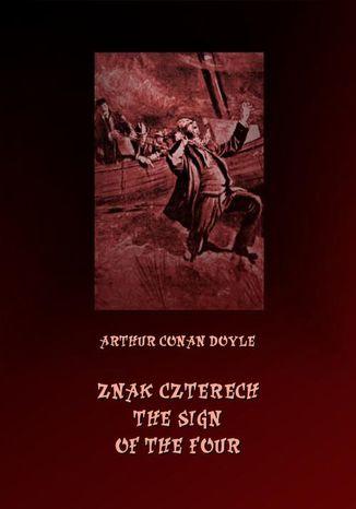 Okładka książki/ebooka Znak czterech. The Sign of Four