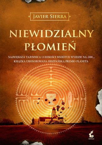 Okładka książki/ebooka Niewidzialny płomień
