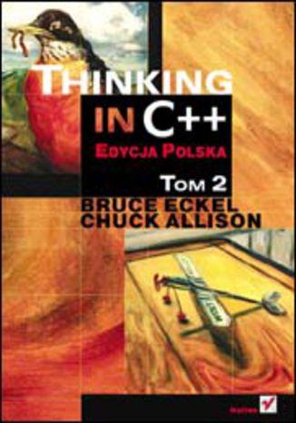 Okładka książki/ebooka Thinking in C++. Edycja polska. Tom 2