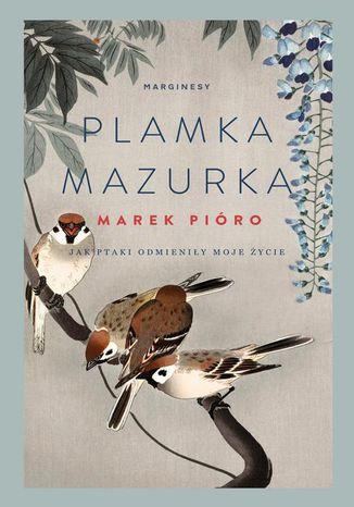 Okładka książki/ebooka Plamka mazurka