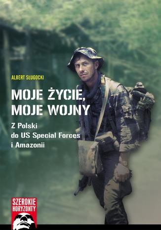 Okładka książki/ebooka Moje życie, moje wojny