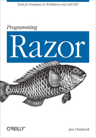 Okładka książki/ebooka Programming Razor. Tools for Templates in ASP.NET MVC or WebMatrix