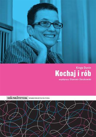 Okładka książki/ebooka Kochaj i rób