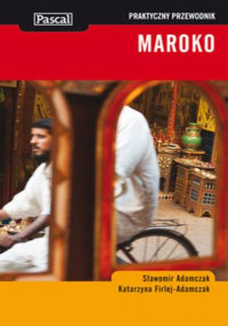 Okładka książki/ebooka Maroko. Praktyczny przewodnik Pascal