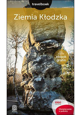 Okładka książki Ziemia Kłodzka. Travelbook. Wydanie 1