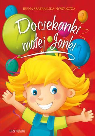 Okładka książki/ebooka Dociekanki małej Janki