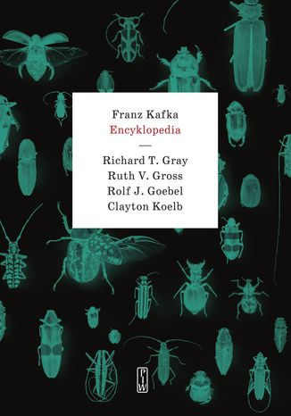 Okładka książki/ebooka Franz Kafka. Encyklopedia