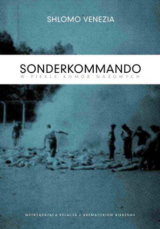 Okładka książki/ebooka Sonderkommando