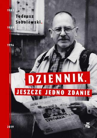 Okładka książki/ebooka Dziennik. Jeszcze jedno zdanie
