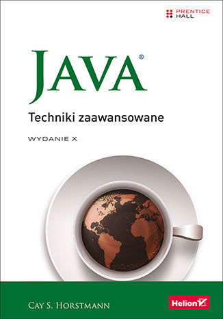 Okładka książki/ebooka Java. Techniki zaawansowane. Wydanie X
