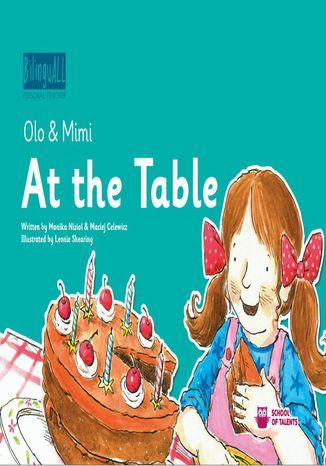 Okładka książki/ebooka At the Table. Nauka angielskiego dla dzieci 2-7 lat