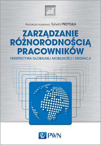 Okładka książki/ebooka Zarządzanie różnorodnością pracowników