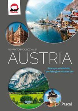 Okładka książki/ebooka Austria Inspirator podróżniczy