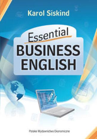Okładka książki/ebooka Essential Business English
