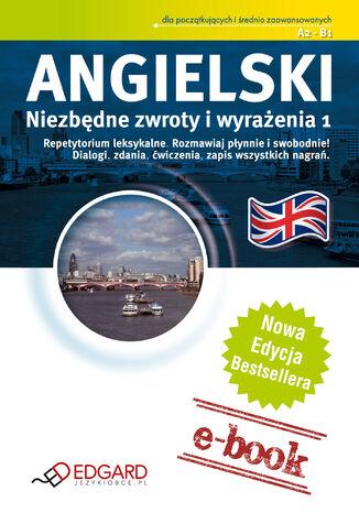 Okładka książki/ebooka Angielski - Niezbędne zwroty i wyrażenia