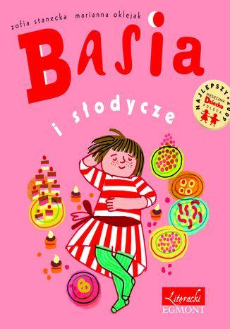 Okładka książki/ebooka Basia i słodycze